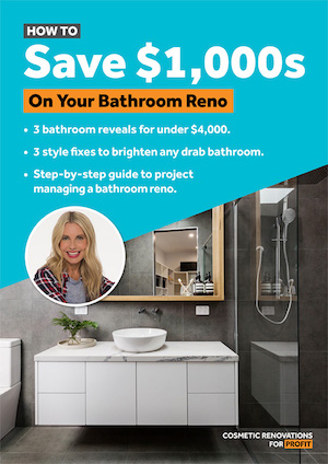 Bathroom eBook Cover